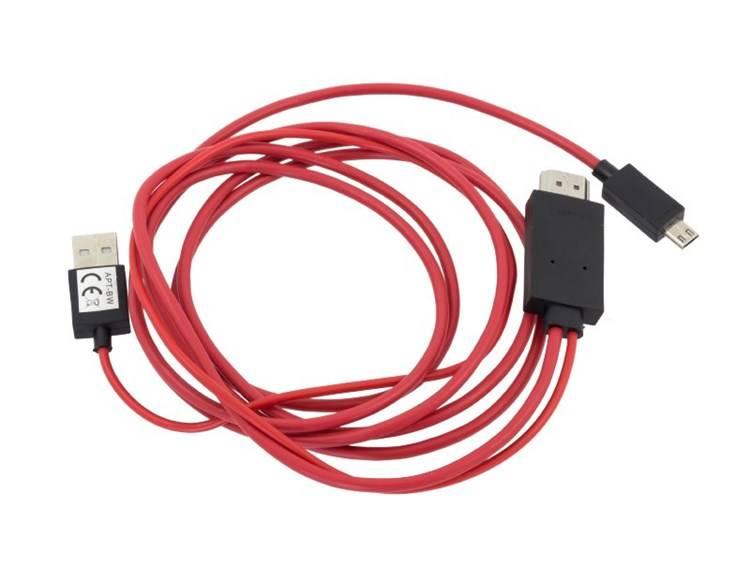hd37 adapter kabel mhl micro usb hdmi samsung sony sklep. Black Bedroom Furniture Sets. Home Design Ideas